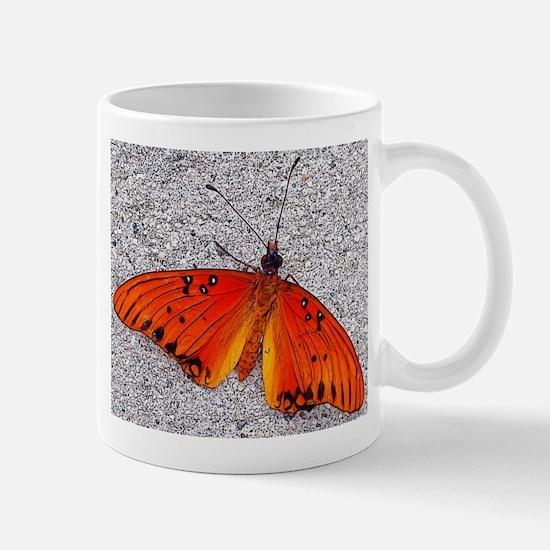 Winged Beauty Mugs