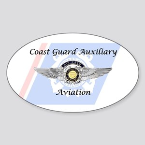 Coast Guard Auxiliary Aviation Sticker