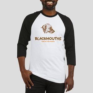 Blackmouth Cur Baseball Jersey