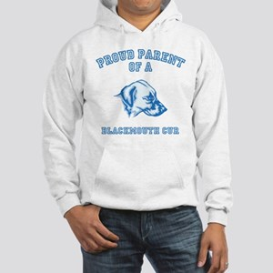 Blackmouth Cur Hooded Sweatshirt