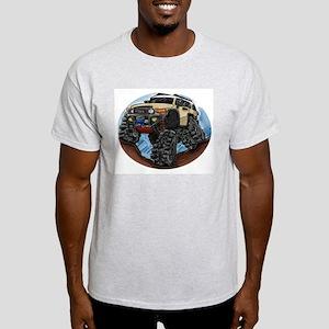 fjdrawingcafepressround T-Shirt