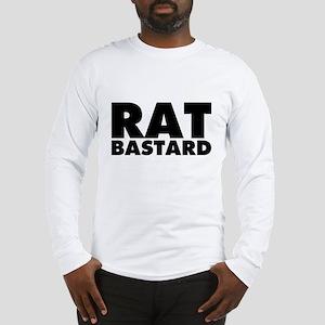 Rat Bastard Long Sleeve T-Shirt