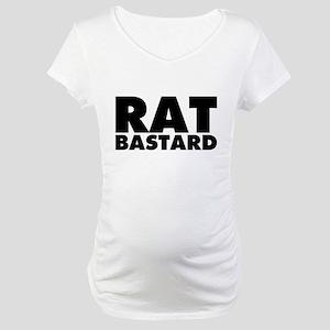 Rat Bastard Maternity T-Shirt