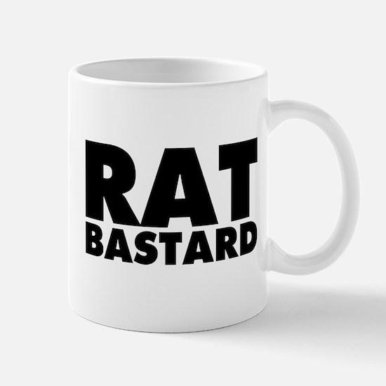 Rat Bastard Mug