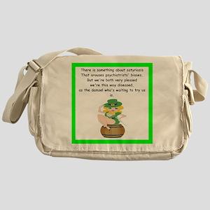 limerick Messenger Bag