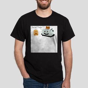 Toast Ash Grey T-Shirt