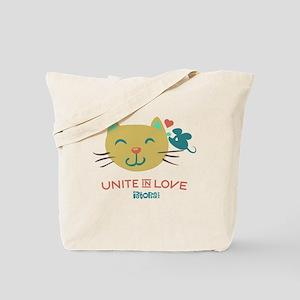 Cat -n- Mouse Tote Bag