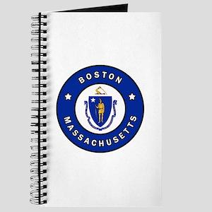 Boston Massachusetts Journal