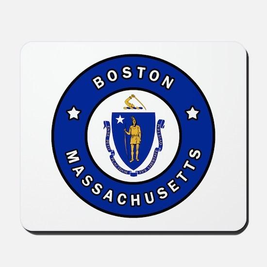 Boston Massachusetts Mousepad