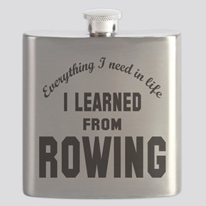 I learned from Rowing Flask