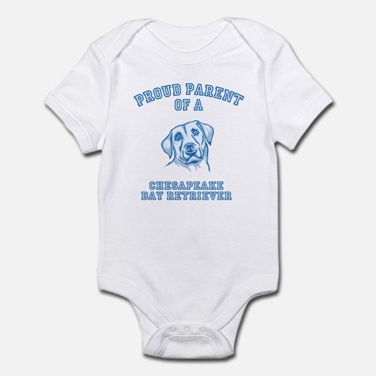 Chesapeake Bay Retriever Infant Bodysuit