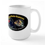 Large Dive Mug, Scuba Diving Apparel