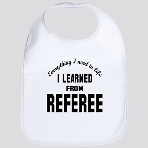 I learned from Referee Bib