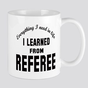 I learned from Referee Mug