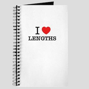 I Love LENGTHS Journal