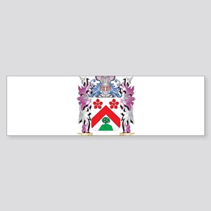 Hawthorne Coat of Arms (Family Cres Bumper Sticker