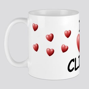 I Love Clint - Mug
