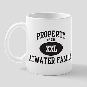 Property of Atwater Family Mug