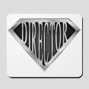 SuperDirector(metal) Mousepad