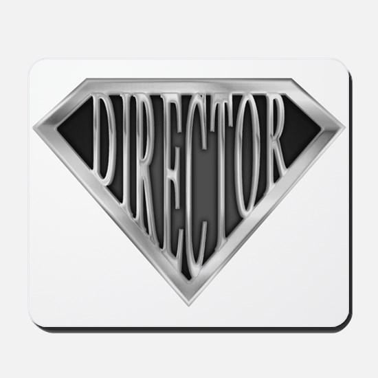 SuperDirector(metal) Mousepad
