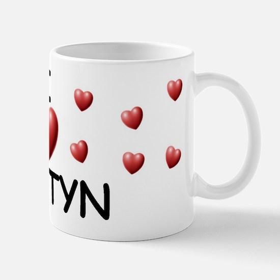 I Love Ashtyn - Mug