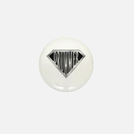 SuperDrummer(metal) Mini Button