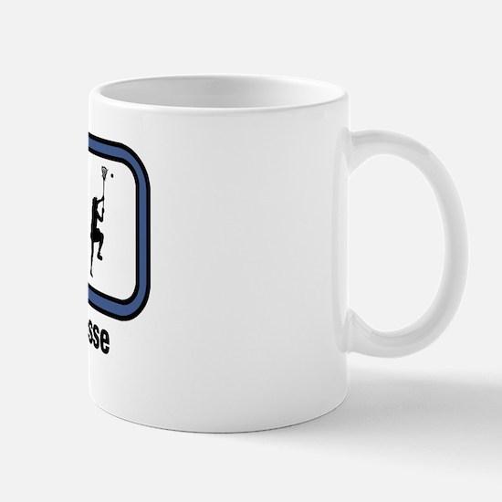 Eat, Sleep, Lacrosse Mug