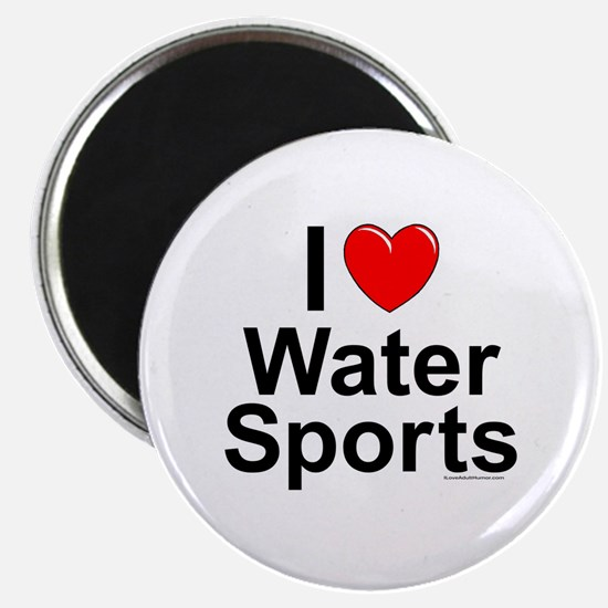 Water Sports Magnet