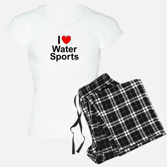 Water Sports Pajamas