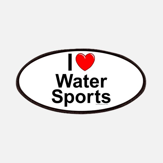 Water Sports Patch