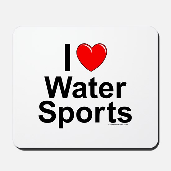 Water Sports Mousepad