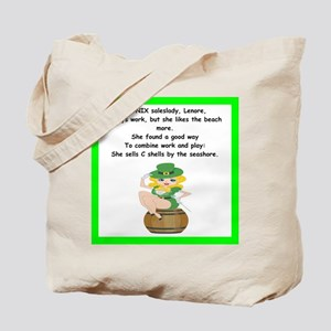 limerick Tote Bag