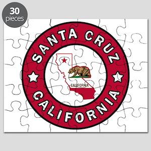 Santa Cruz California Puzzle