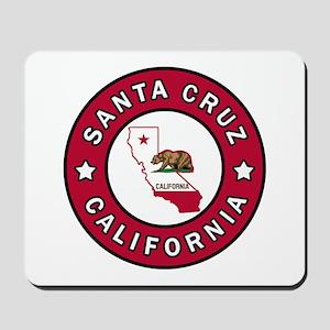Santa Cruz California Mousepad