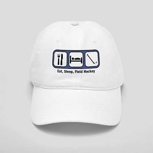 Eat, Sleep, Field Hockey Cap