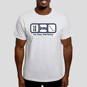 Eat, Sleep, Field Hockey Light T-Shirt
