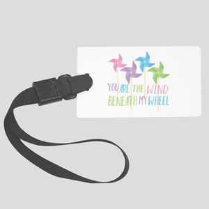 You Are Wind Luggage Tag
