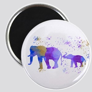 Elephants Magnets
