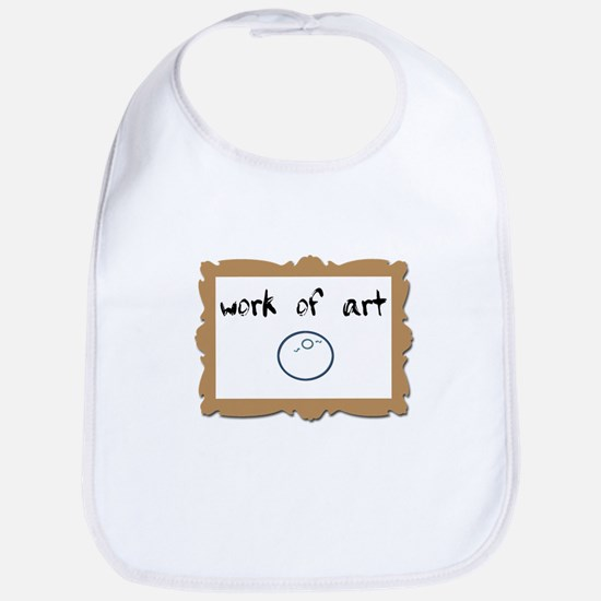 Work of ART - IVF baby Bib