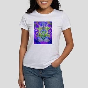 abstract cougar-purple T-Shirt