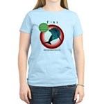 Dolphin Tina Women's Light T-Shirt