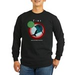 Dolphin Tina Long Sleeve Dark T-Shirt