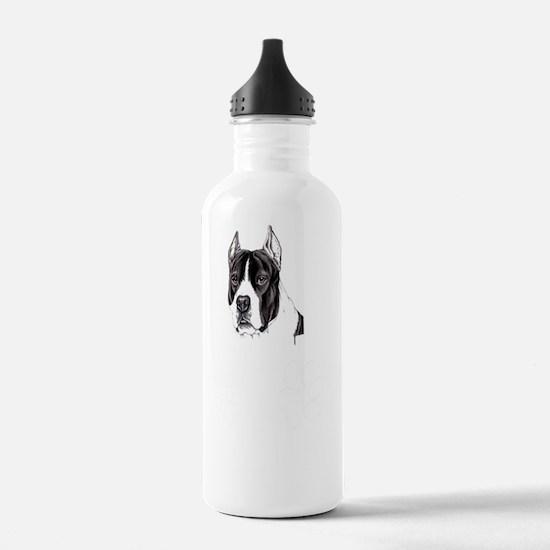 Pitbull s Water Bottle