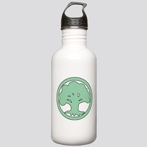 mana green Stainless Water Bottle 1.0L