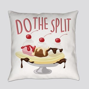 Do The Split Everyday Pillow