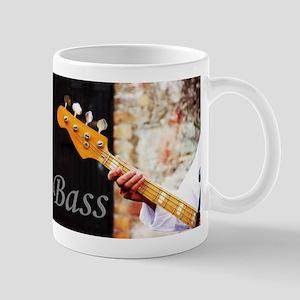 Bass Guitar Mugs