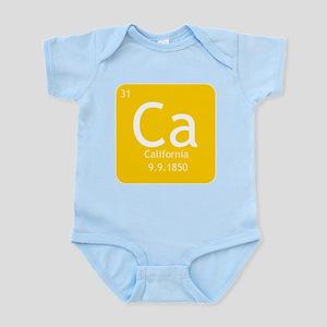 California Gold Element Body Suit