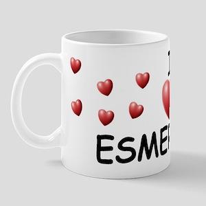 I Love Esmeralda - Mug