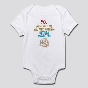 Estrela Mountain Dog Infant Bodysuit