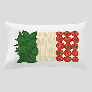 Italian Food Pillow Case